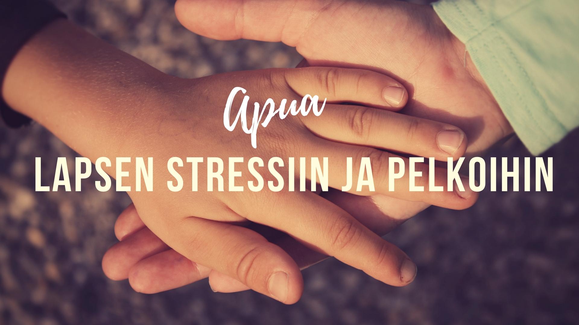 Luento: Helpotusta lasten ja nuorten stressiin